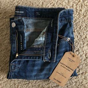 Lucky Brand Ava Skinny Jeans - SEND OFFERS